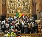 Familias de Senegal