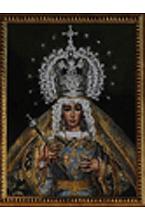 Imagen de la Virgen de Villadiego