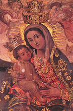 Madonna di Valverde Catania Sicilia