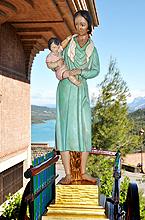 Majarí Calí (Virgen gitana)