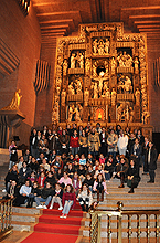 Pamplona en Torreciudad