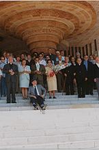 La Hospitalidad de Lourdes el día 20 de junio de 2006