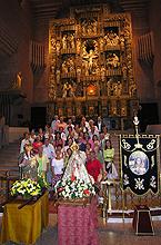 Ntra. Sra. del Rosario (la Galeona) - Detalle