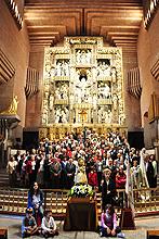 La Hermandad de la Virgen de la Paz
