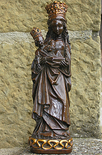 """Onze Lieve Vrouw in 't Zand (La """"Virgen de la Arena"""")"""