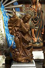 Virgen Alada del Panecillo