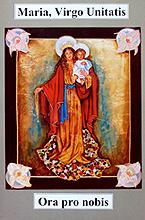 Virgen de la Unidad de Rumanía