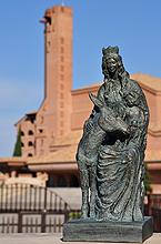 Virgen del Borrico (Aravaca