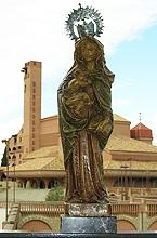 "Virgen del colegio ""Erain-Txiki"""