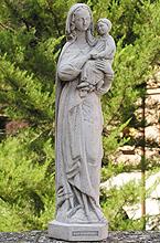 """Virgen del colegio """"Gaztelueta"""""""