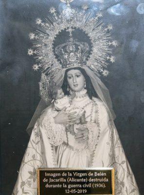 Virgenes Jacarilla. Alicante