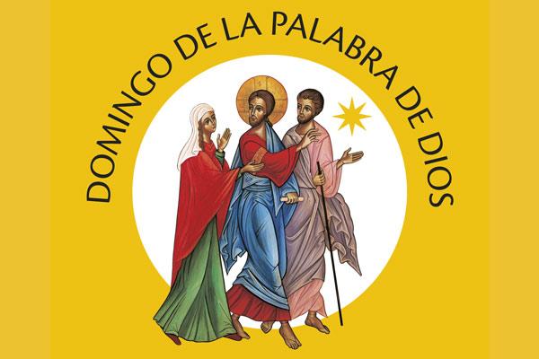 """Resultado de imagen de domingo de la palabra de dios cartel ofivisl"""""""